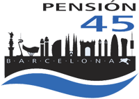 Hostel Location in Barcelona, Pension 45