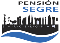 Hostel Location in Barcelona, Pension Segre