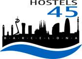Hostel in Barcelona – Pensions in Barcelona | Hostels 45 Barcelona