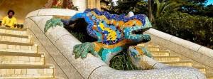 Gaudi-Parc-Guell-Lizard-Bar