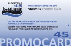 Hostel offers in Barcelona, Las Ramblas